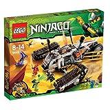 Lego Ninja Go 9449 Ultra Sonic Raider (japan import)