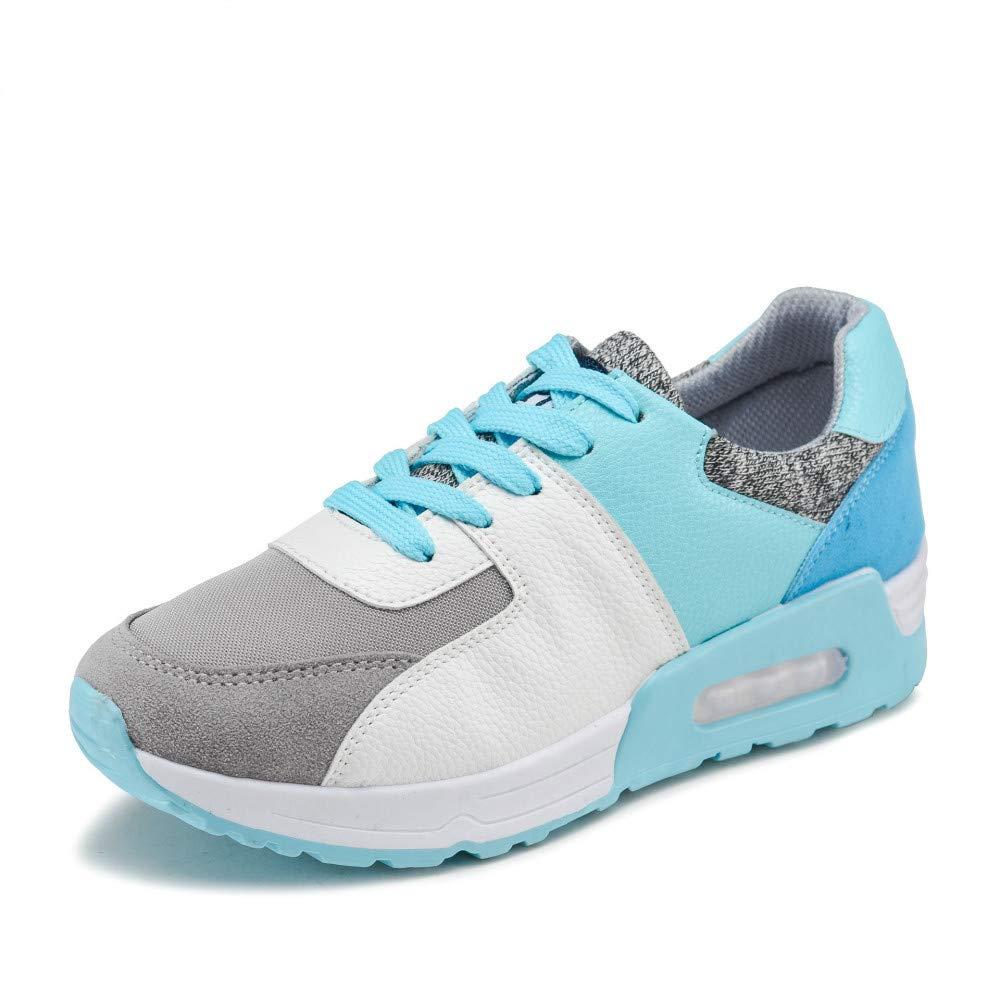 GUNAINDMX Lederschuhe Handgemachte Frauen Freizeitschuhe Schnüren Turnschuhe Mode Wohnungen Vulkanisierte Schuhe