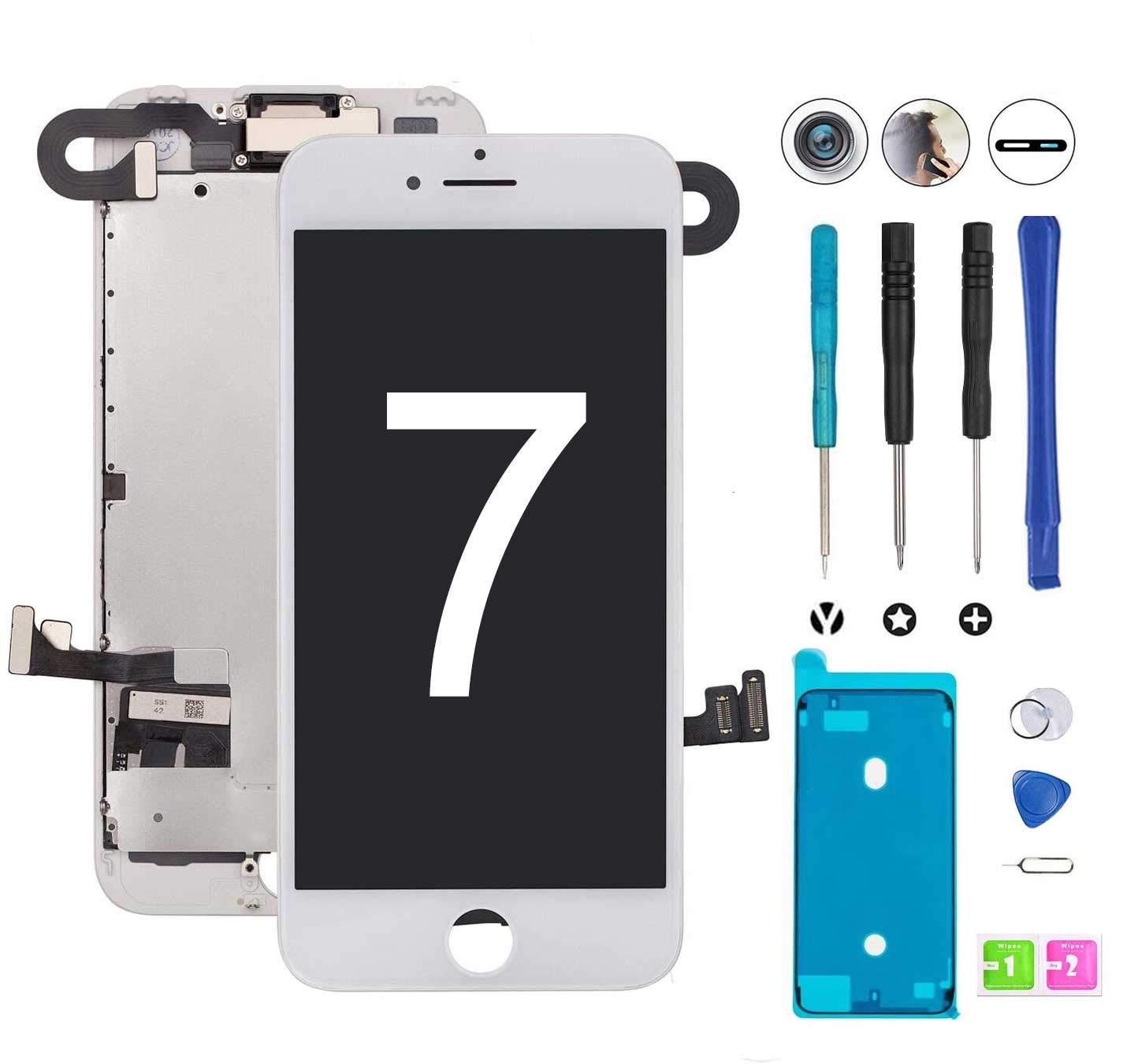 Modulo LCD Blanco para IPhone 7 4.7 inch -379