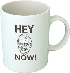 كوب قهوة أبتيود هاي ناو - أبيض