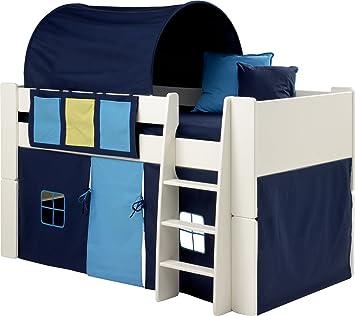 Centurion Pine 07779 270996 Garçons Lit Superposé Enfants Blanc Lit