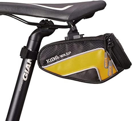 Jiasj Sillín De Bicicleta Impermeable Bolsa de Asiento Bolsillo ...