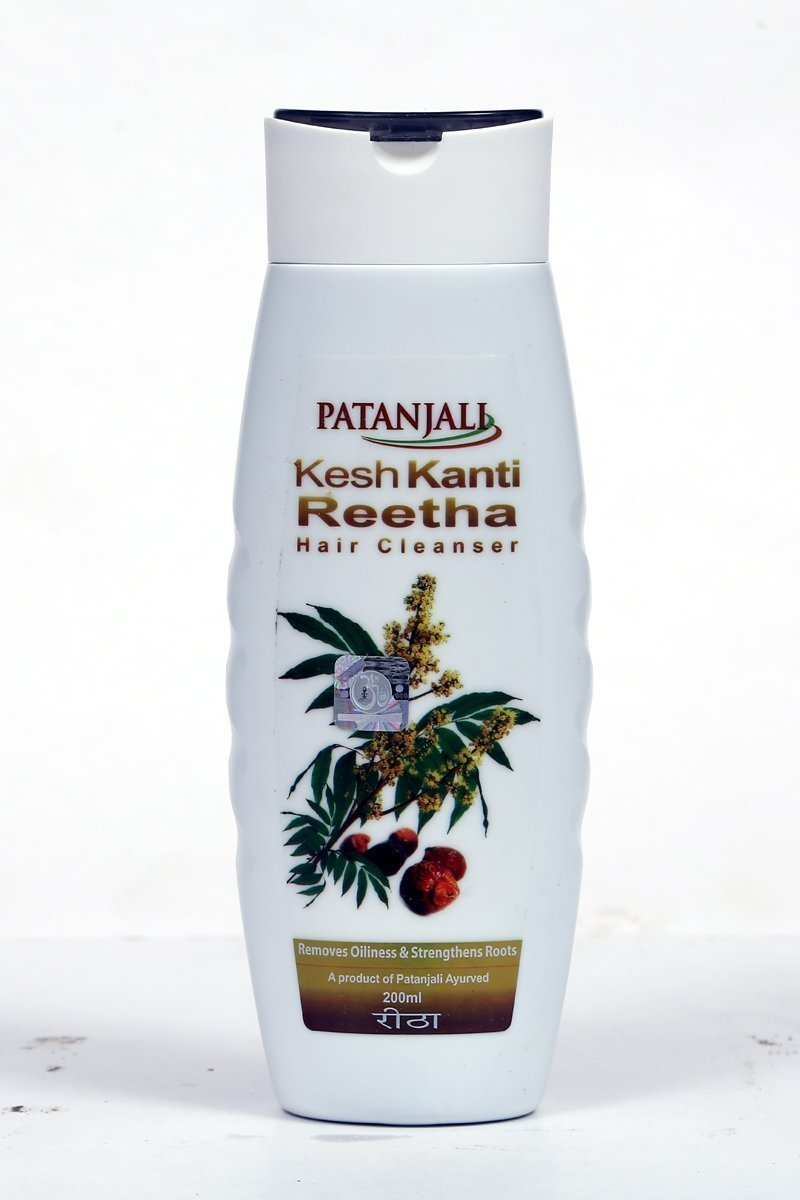 Kesh Kanti Hair Cleanser with Reeta PATANJALI