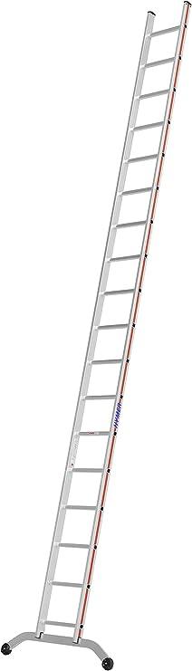 HYMER 601118 - Escalera de tijera: Amazon.es: Bricolaje y herramientas