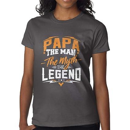 1637ac9f7fa Amazon.com  Papa-The-Man-The-Myth-The-Legend