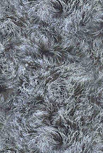 d/écopatch 675 Gray Long Fur Sheet