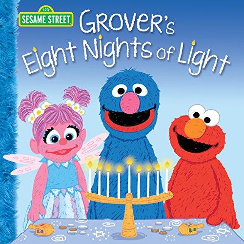 Dreidel Girl (Grover's Eight Nights of Light (Sesame Street) (Pictureback(R)))