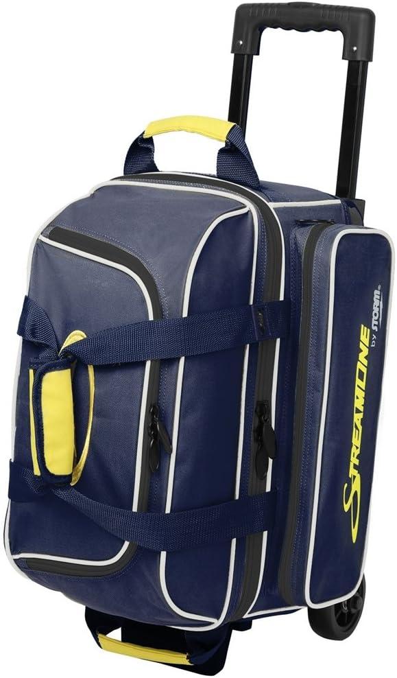 Storm Streamline 2 Ball Bag Navy/Gray/Yellow