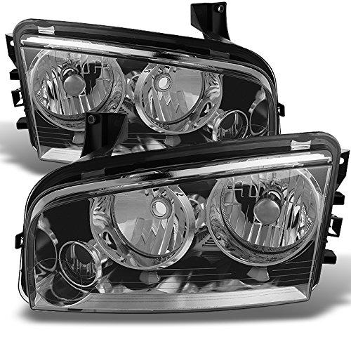 Dodge Charger Headlight Headlamp - 6