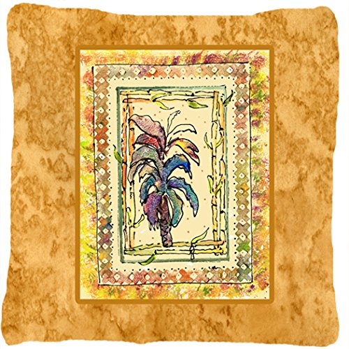 Caroline's Treasures 8615PW1414 Tree- Palm Tree Decorativ...