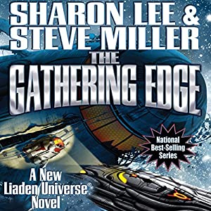 The Gathering Edge Audiobook