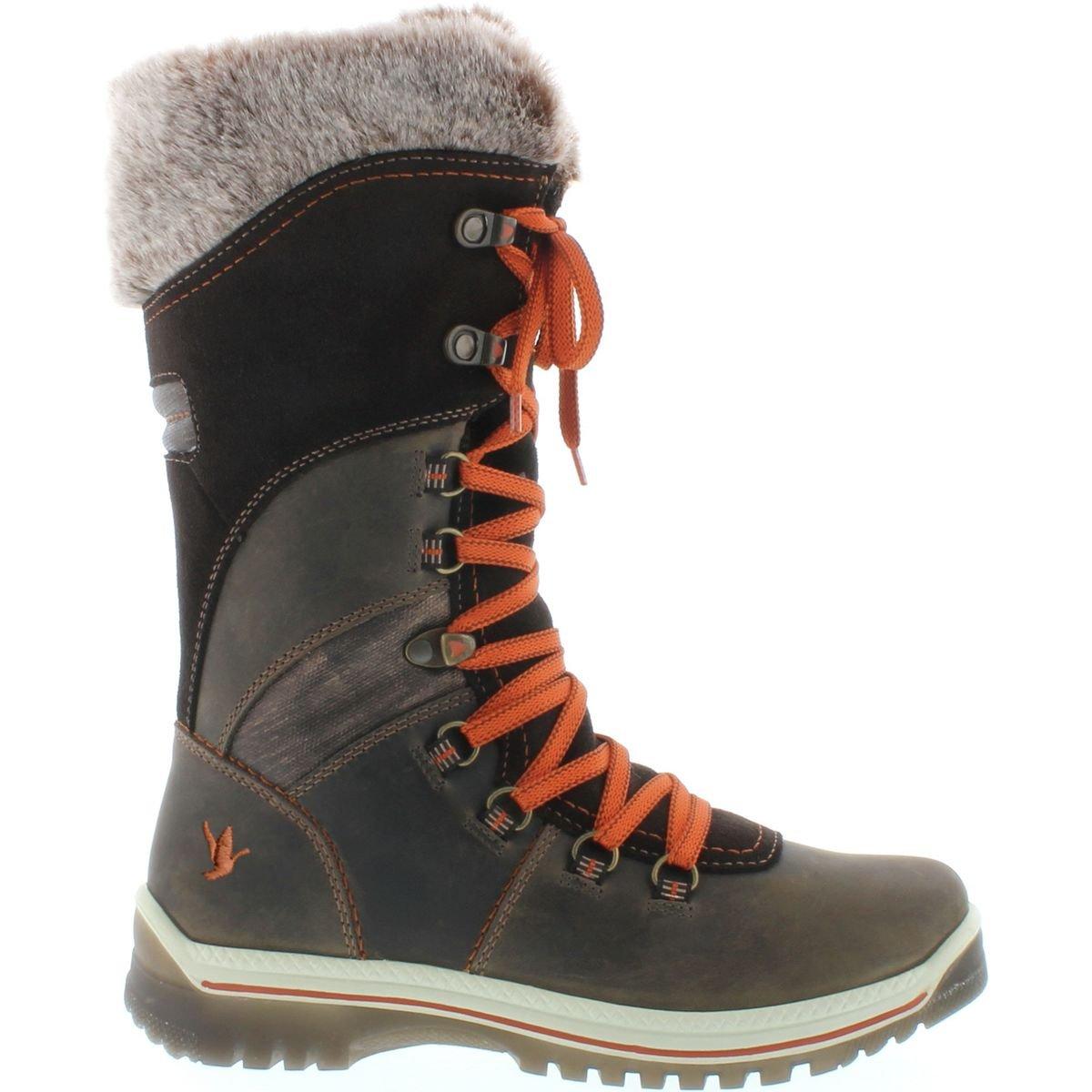 Santana Canada Women's Morella Winter Boot B076P27WD7 9 B(M) US|Brown