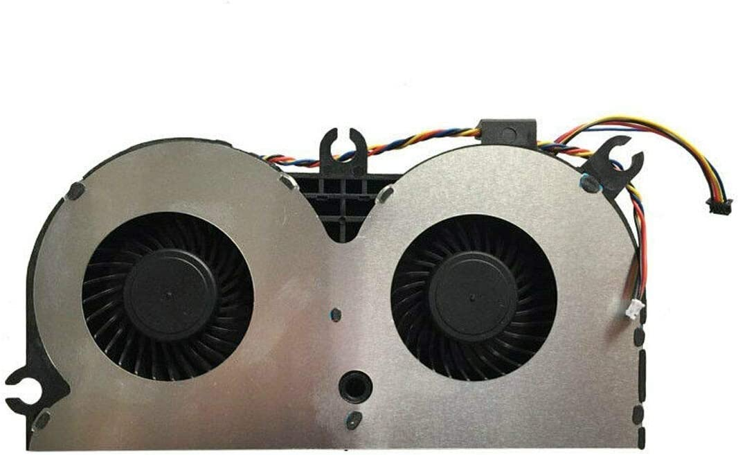 DBParts New CPU Cooling Fan for HP EliteOne 800 G1, 705 G1 All-in-one PC, P/N: 733489-001 DFS602212M00T MF80201V1-C010-S9A