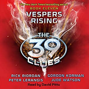 Vespers Rising Audiobook