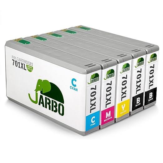 10 opinioni per JARBO Compatibile Epson T7011 T7012 T7013 T7014 XL Cartucce d'inchiostro Alta