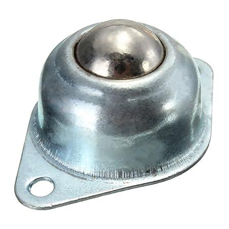 CY-8H Dia 8mm Ball Metal Transfer Bearing Unit Ball Wheel Conveyor Roller x5 ~