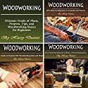 Woodworking: Ultimate Guide of Plans, Projects, Tips, and Woodworking Basics for Beginners Audiobook by Harry Deavers Narrated by Jason Burkhead