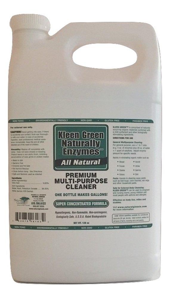 Kleen Green Naturally - 128 oz Concentrated Formula by Natural Ginesis
