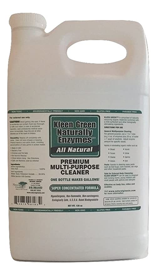 Kleen verde natural – Concentrado fórmula