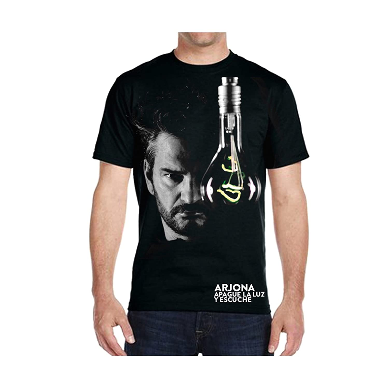 low-cost Ricardo Arjona Official Merch Mens T-Shirt NADA ES