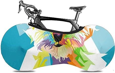 Funda para Bicicleta,Hermoso Perro En WPAP Pop Art Bicycle Cover ...