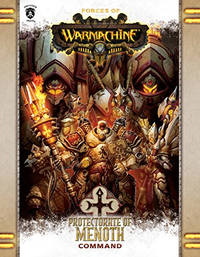Forces of Warmachine: Protectorate of Menoth Command hardcover