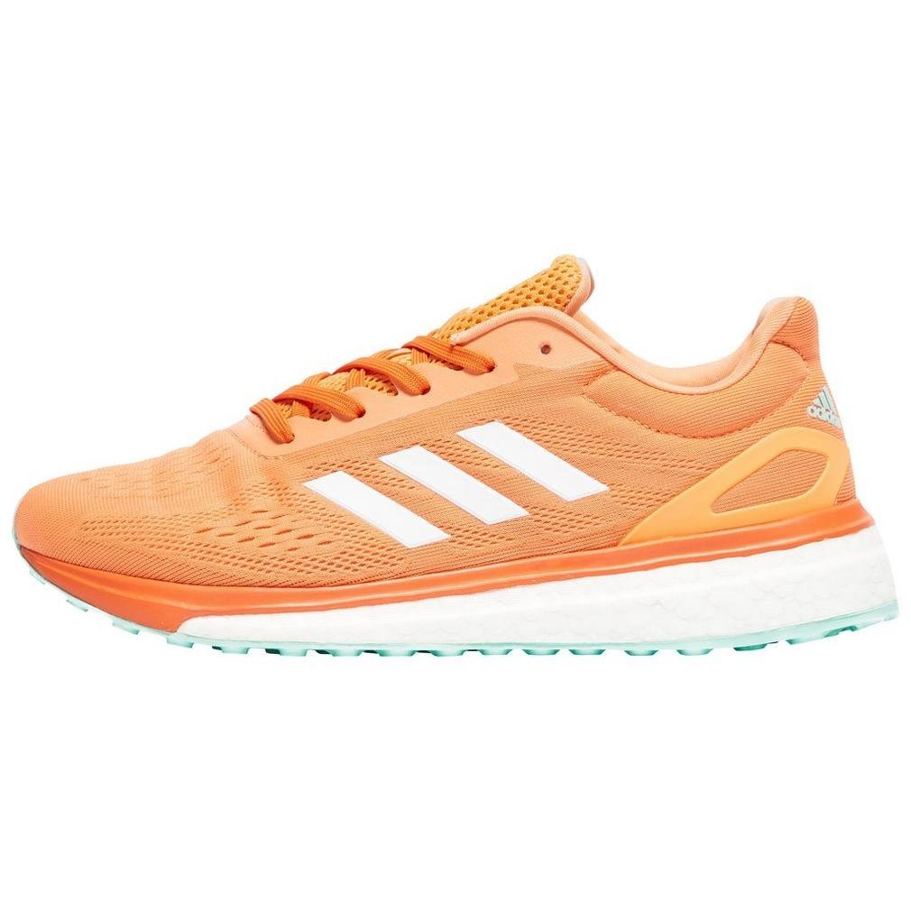 adidas Women's Response LT Running Shoes B06XG9NWZG 5.5 B(M) US|Orange White Bb3423