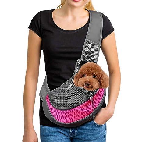 Allnice - Bolsa de Transporte para Mascotas con Bolsa de ...