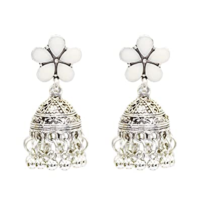 cc8397fc6 Buy BiiYo Tassel Earrings Dome Bells Pendant Vintage Antique Ethnic Fashion  Luxury Wedding Charms Women Jewelry Brincos Party Prom Dangle Exquisite  Online ...
