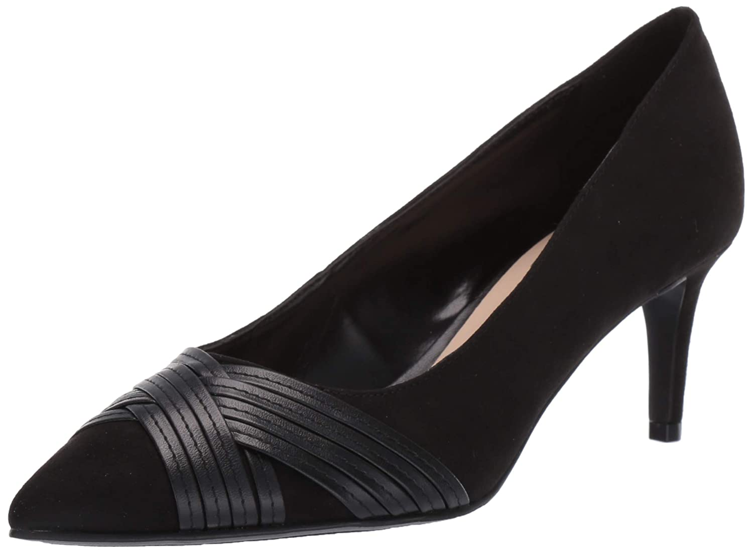 Black Nine West Womens Sofresh