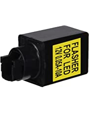 Puig 5180N Relé de 4 Pins para Intermitentes de Leds, Color Negro