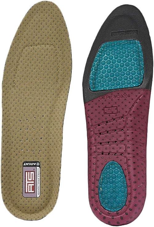 Use cushion shoe pads