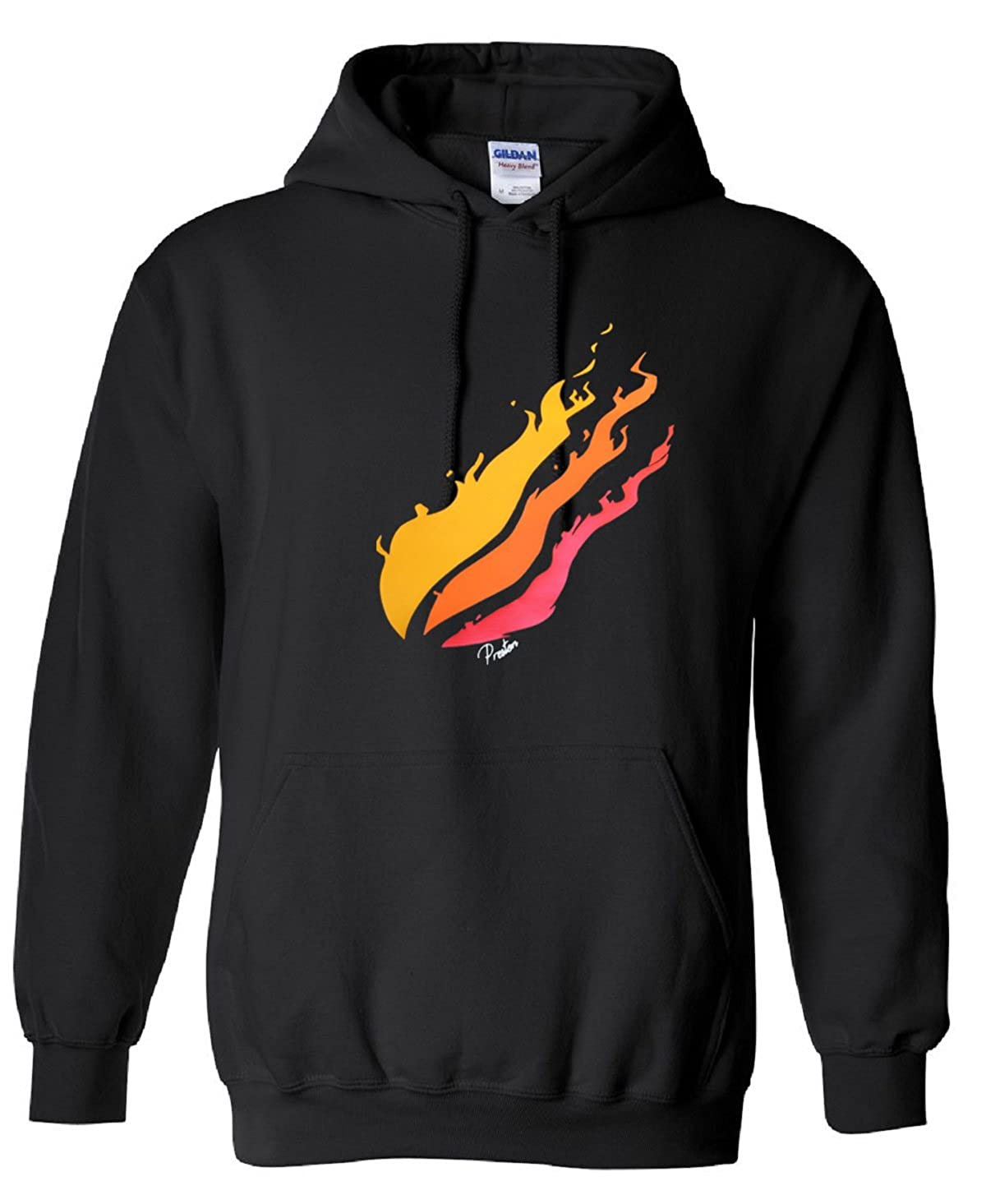 000552 PrestonPlayz Youtuber,Hoodie,80% Cotton,20% Polyester Men's, Women, Kids 20% Polyester Men's Kids (Black Years 12-13)