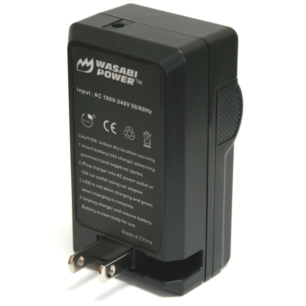 Wasabi Power Battery 2 Pack And Charger For Canon Lp Batre E8 Untuk Tipe Kamera Eos 550d 600d 700d Rebel T2i T3i T4i