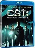 CSI: The Complete First Season [Blu-ray]