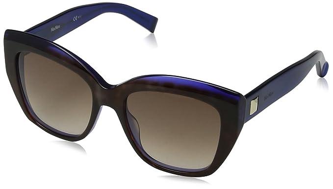 Max Mara Mm Prism I JS U9C 53, Gafas de sol para Mujer, Azul ...