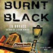 Burnt Black: Cliff St. James, Book 3 | Ed Kovacs