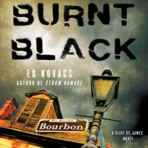 Burnt Black Audiobook