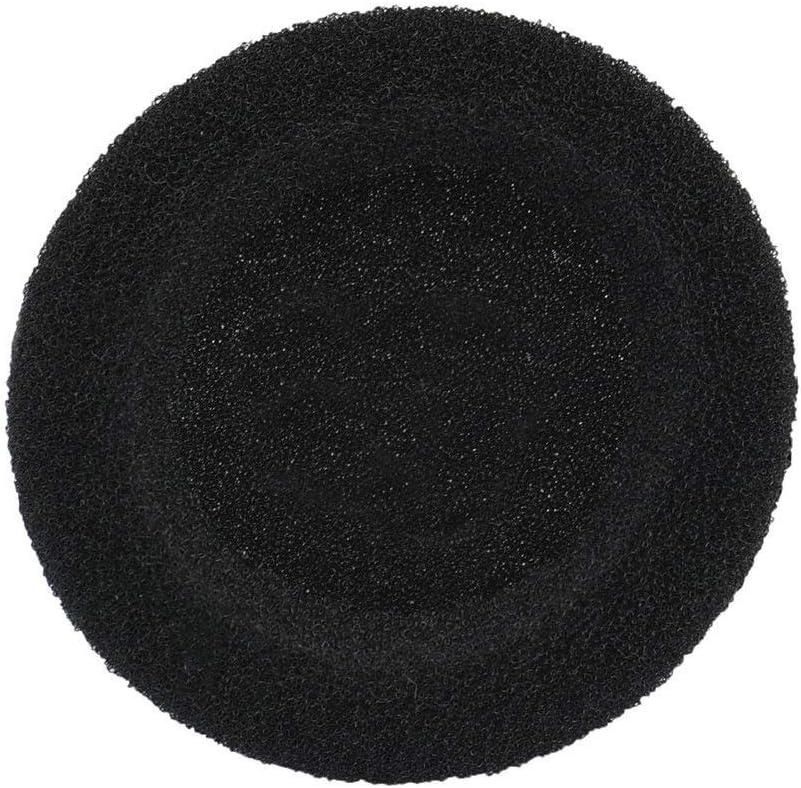 FidgetGear 10 pcs 45mm Replacement Foam Pads Ear Pad Sponge Earpads for Headphone Headset