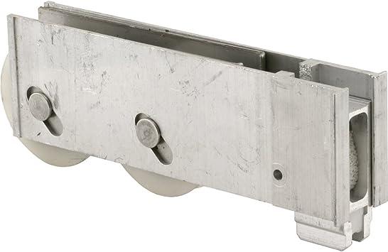 Prime-Line productos D 1993 puerta corredera conjunto Roller Assembly, aluminio, 1 – 11/16-inch Nylon rodamiento de bolas: Amazon.es: Bricolaje y herramientas