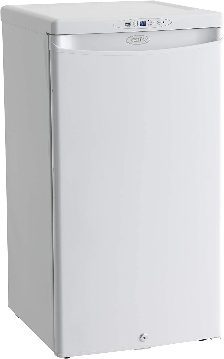 Danby DH032A1W-1 Health Commercial Grade Medical Mini Fridge, White