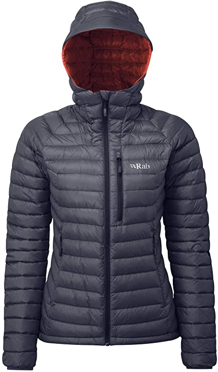 RAB Microlight Alpine Jacket Women's