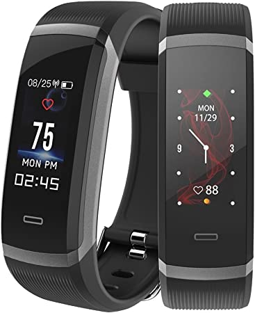 Amazon.com : Makibes Fitness Tracker HR3, Activity Tracker ...