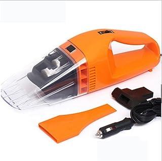 AMYMGLL vide multifonction aspirateur de voiture électrique ultra-haute eau et poussière Tension 12 (V) Puissance 100W (W) abs Matériel à propos 450cm Ligne bleue et orange