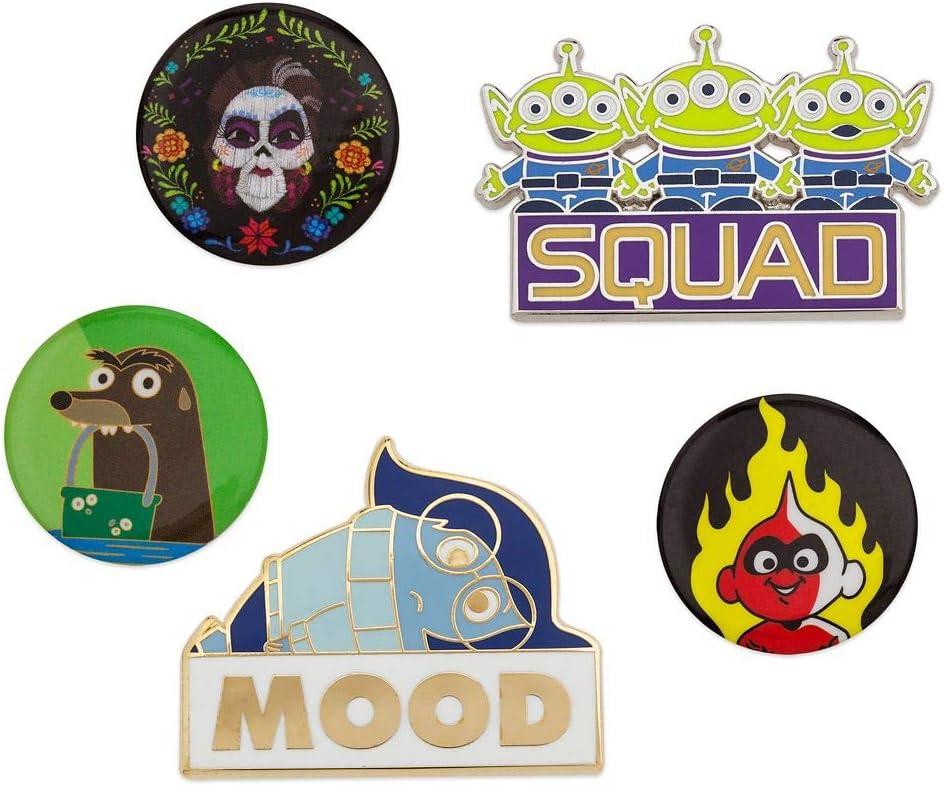Disney Oh My Disney Pin Set – Pixar