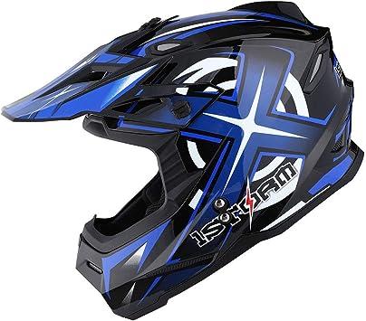 MX Offroad Helmet Motocross Racing Motorcycle Helmet Dirt Bike ATV Adult Size XL