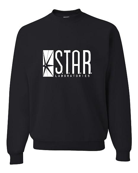 New Stars All Over Crewneck Sweatshirt // You Pick Color // Sizes S-3XL 9D5LQ