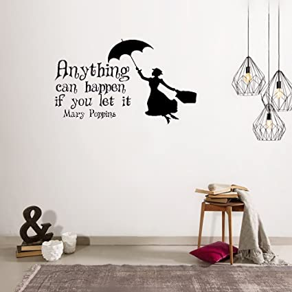 Amazon.com: traei Wall Decal Wall Vinyl Wall Decals Quotes Sayings ...
