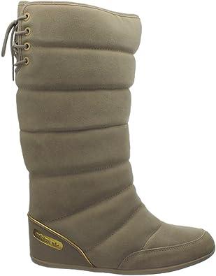 Adidas Northern barco W G96350 para mujer Botas para mujer/botas de  invierno para/botas Beige