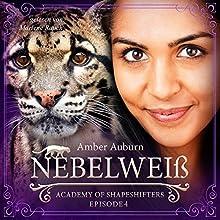 Nebelweiß (Academy of Shapeshifters 4) Hörbuch von Amber Auburn Gesprochen von: Marlene Rauch